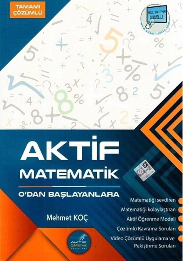 Aktif Öğrenme TYT Aktif Matematik 0 dan Başlayanlara