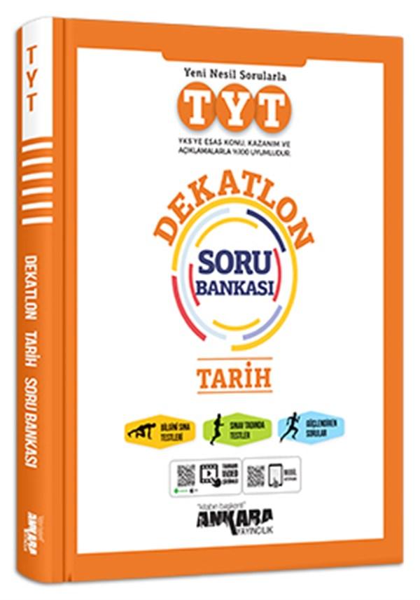 Ankara Yayıncılık Tyt Dekatlon Tarih Soru Bankası