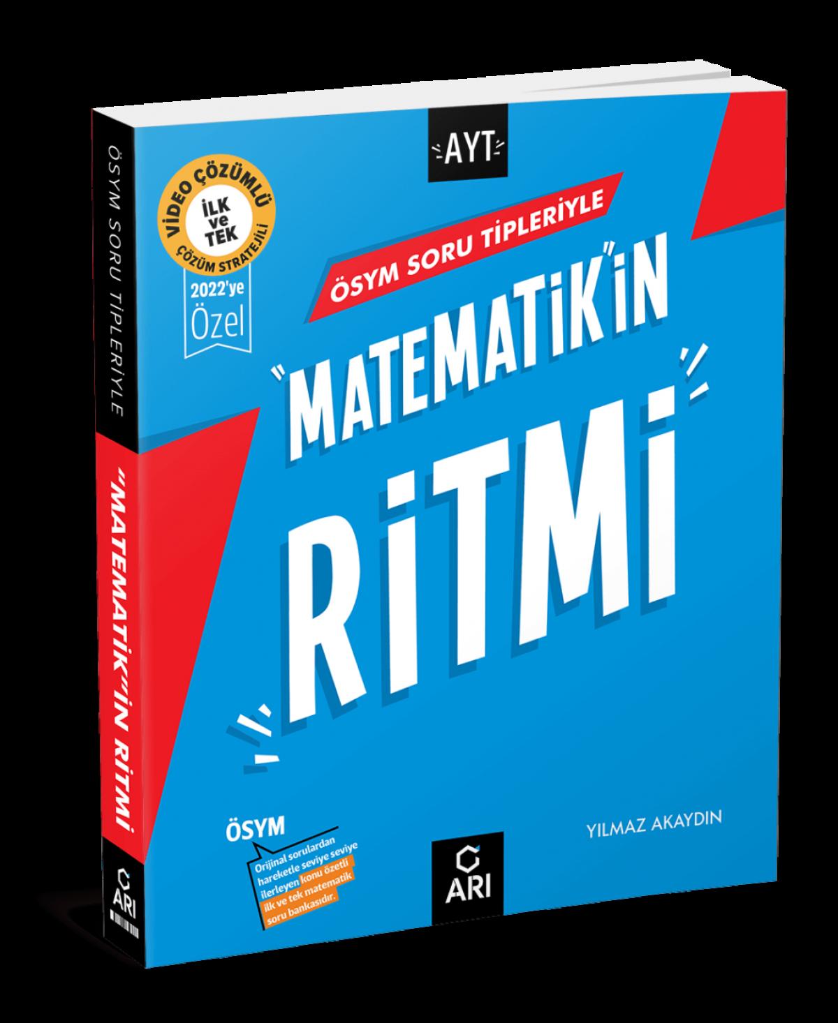 Arı Yayınları Ayt Matematiğin Ritmi