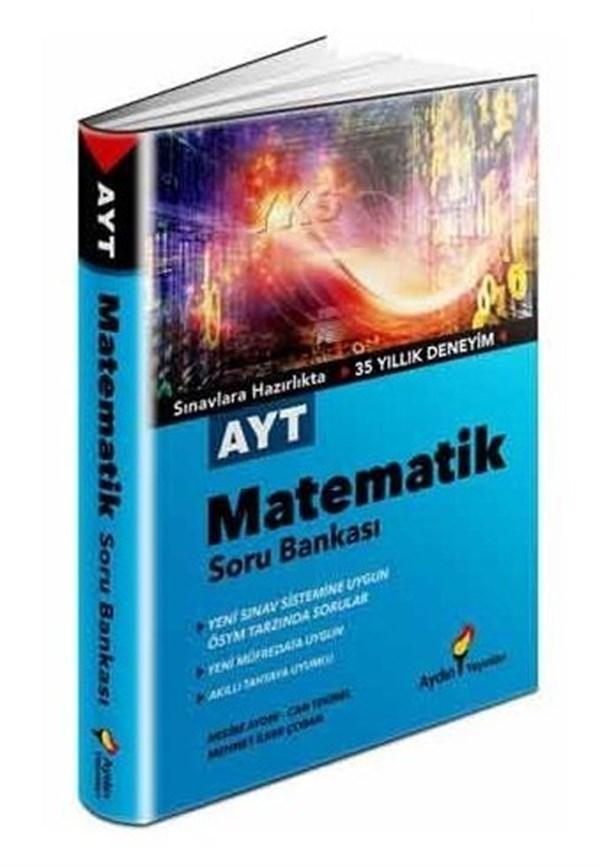 Aydın Yayıncılık  AYT Matematik Soru Bankası
