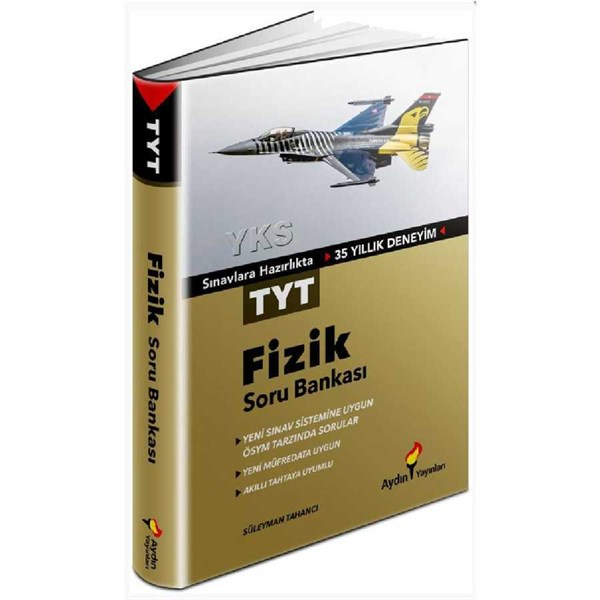 Aydın Yayıncılık  TYT Fizik Soru Bankası