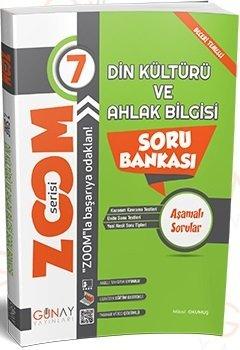Günay Yayınları 7. Sınıf Din Kültürü ve Ahlak Bilgisi Zoom Soru Bankası