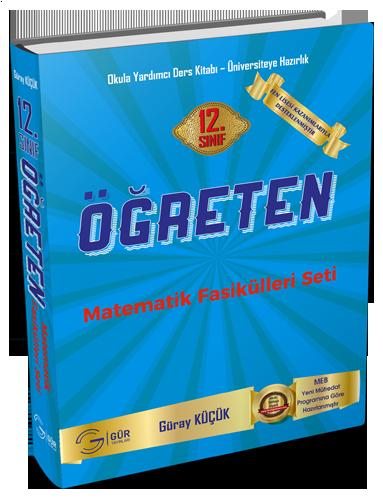 Gür Yayınları 12. Sınıf Matematik Fasikülleri Seti