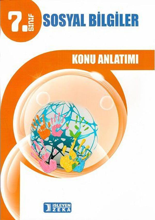 İşleyen Zeka Yayınları 7. Sınıf Sosyal Bilgiler Konu Anlatımlı