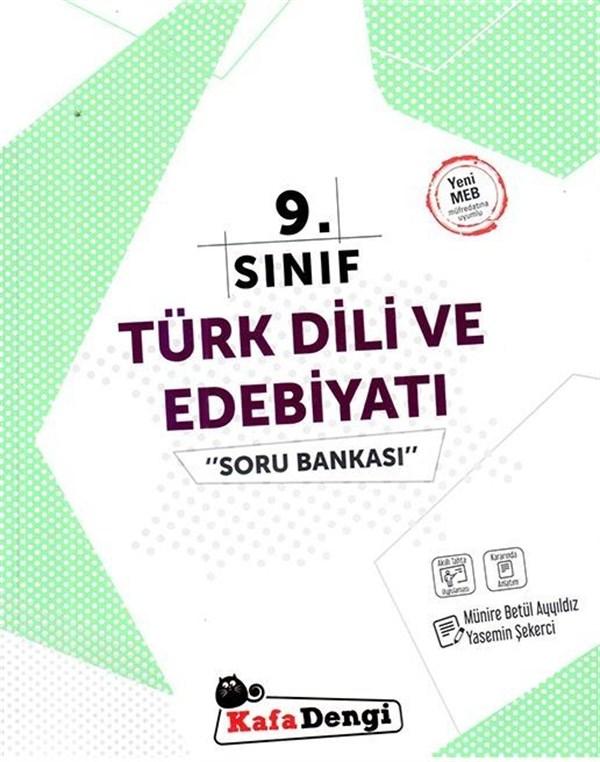 Kafa Dengi 9. Sınıf Türk Dili ve Edebiyatı Soru Bankası