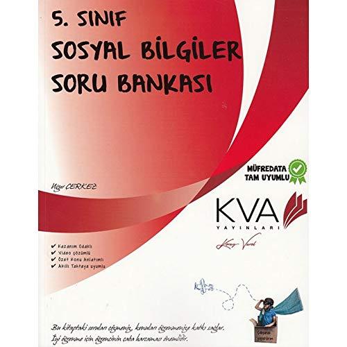 Koray Varol Akademi 5. Sınıf Sosyal Bilgiler Soru Bankası