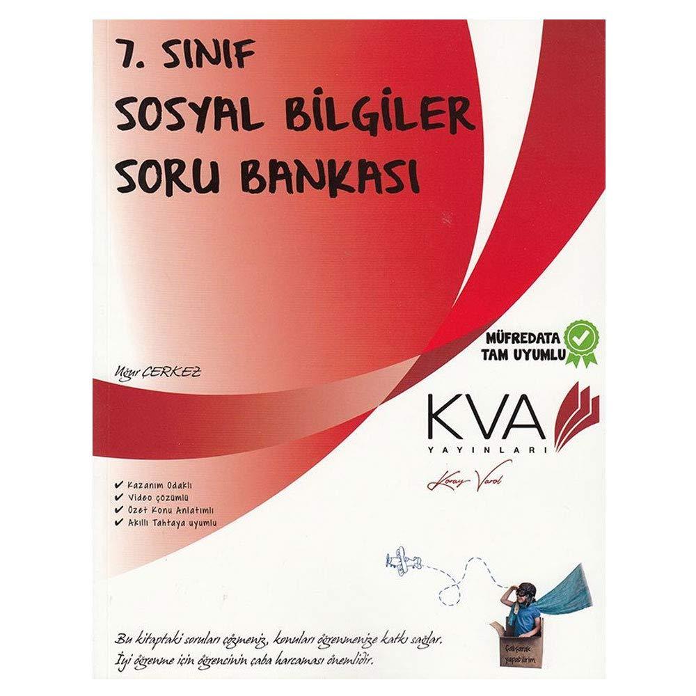 Koray Varol Akademi 7. Sınıf Sosyal Bilgiler Soru Bankası