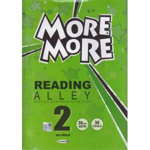 Kurmay ELT 2. Sınıf More More Reading Alley