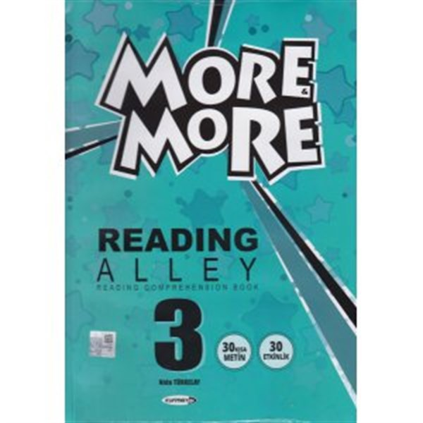 Kurmay ELT More More English 3 Reading Alley