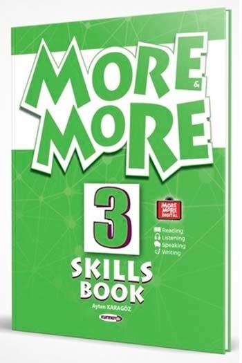 Kurmay ELT More More Skills Book 3