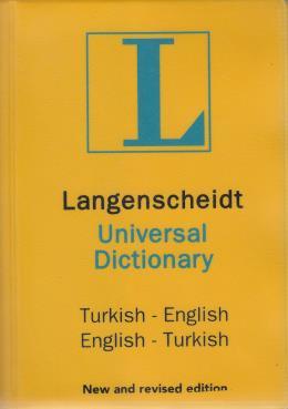 Langenscheidt School Dictionary (Cep Boy) Okul Sözlüğü İngilizce Türkçe 30.000'den fazla kelime ve deyim