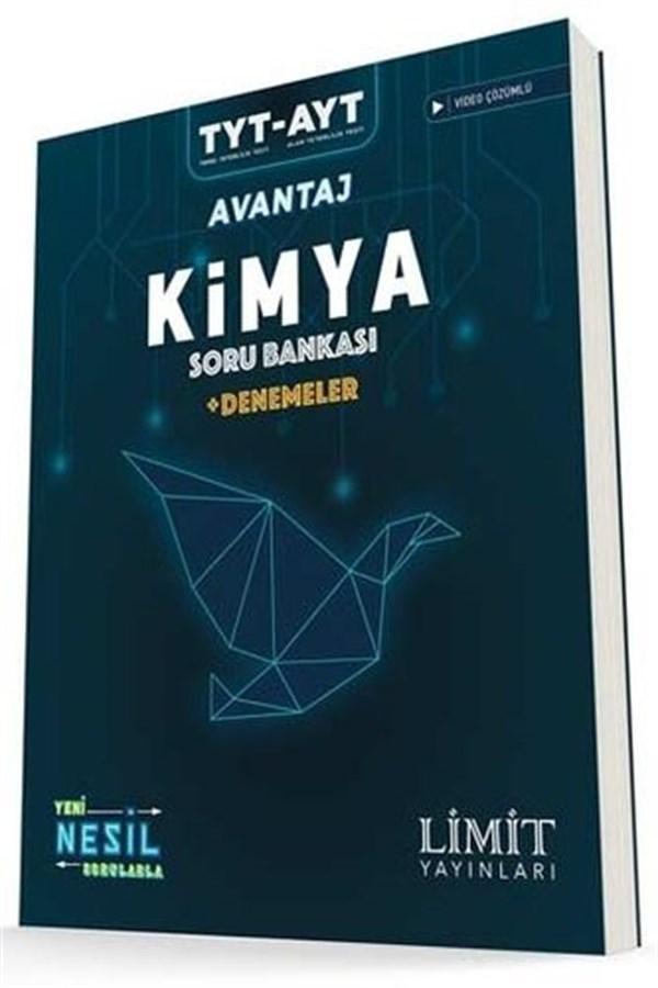 Limit Yayınları TYT AYT Kimya Avantaj Soru Bankası