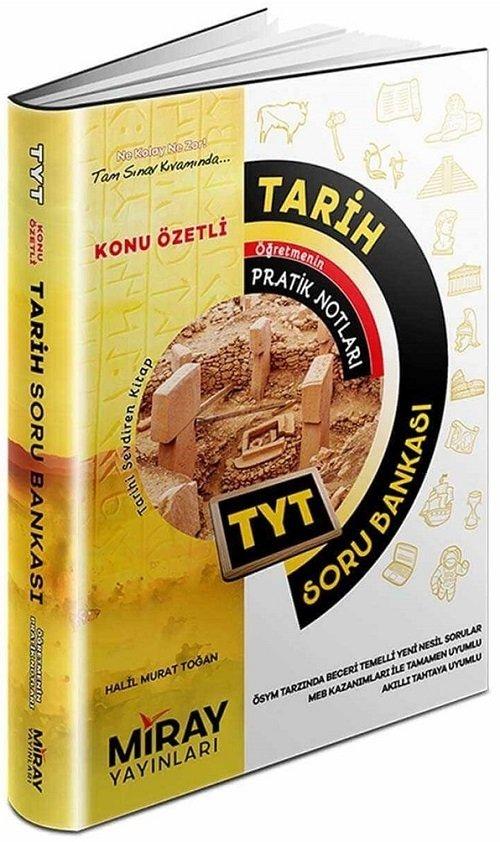 Miray Yayınları YKS TYT Tarih Konu Özetli Soru Bankası