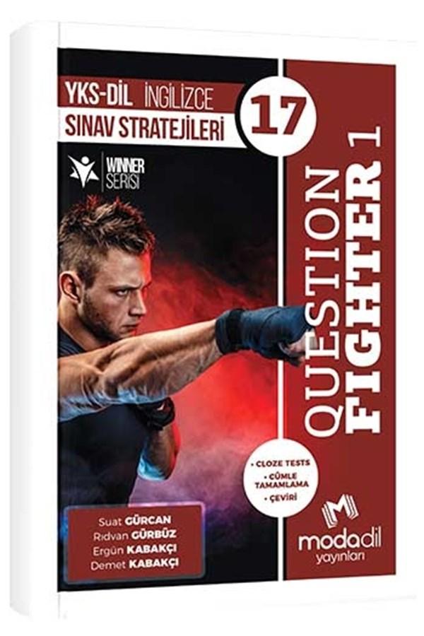 Modadil Yayınları YKS DİL İngilizce Sınav Stratejileri Questıon Fighter