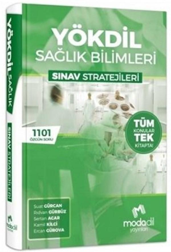 Modadil Yayınları YÖKDİL Sağlık Bilimleri Tüm Konular Tek Kitapta + Soru Bankası