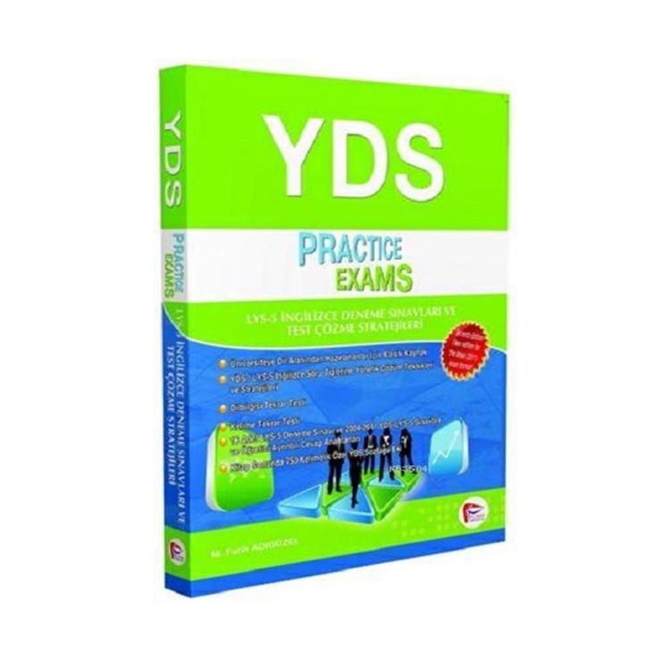 Pelikan Yayınları LYS 5 YDS Pratice Exams