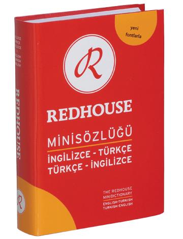 Redhouse Yayınları Mini Sözlüğü İngilizce-Türkçe Türkçe-İngilizce