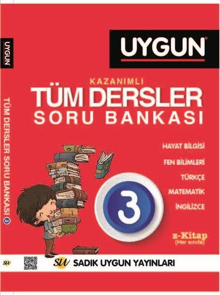 Sadık Uygun Yayınları 3. Sınıf Tüm Dersler Soru Bankası