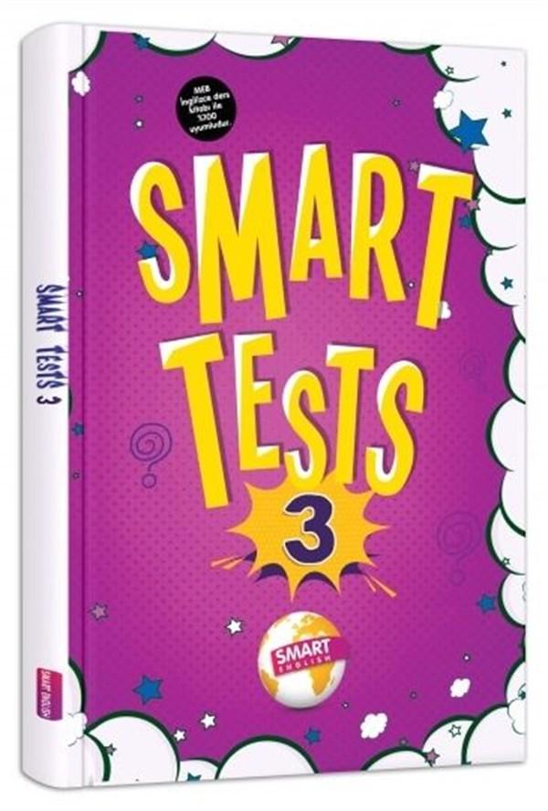 Smart 3 Test Book Smart English