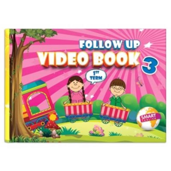 Smart English Follow Up 3 Video Book 1. Kitap