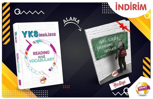 Smart English YKS İngilizce Reading and Vocabulary