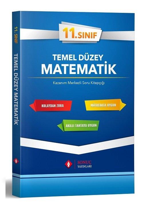 Sonuç Yayınları 11. Sınıf Temel Düzey Matematik Soru Bankası