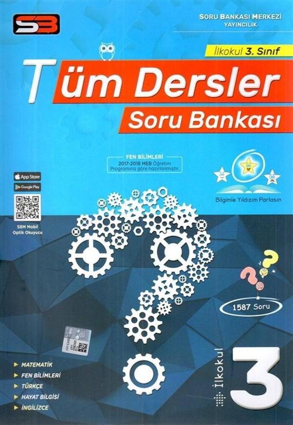 Soru Bankası Merkezi 3. Sınıf Tüm Dersler Soru Bankası