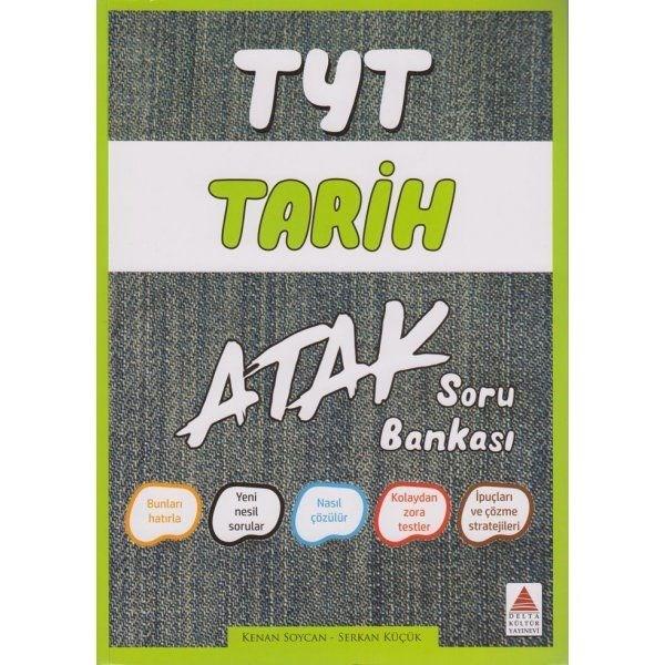 TYT Tarih Atak Soru Bankası Delta Kültür Yayınları