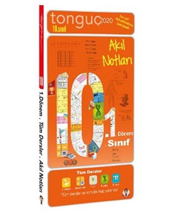 Tonguç Yayınları 10.1 Akıl Notları