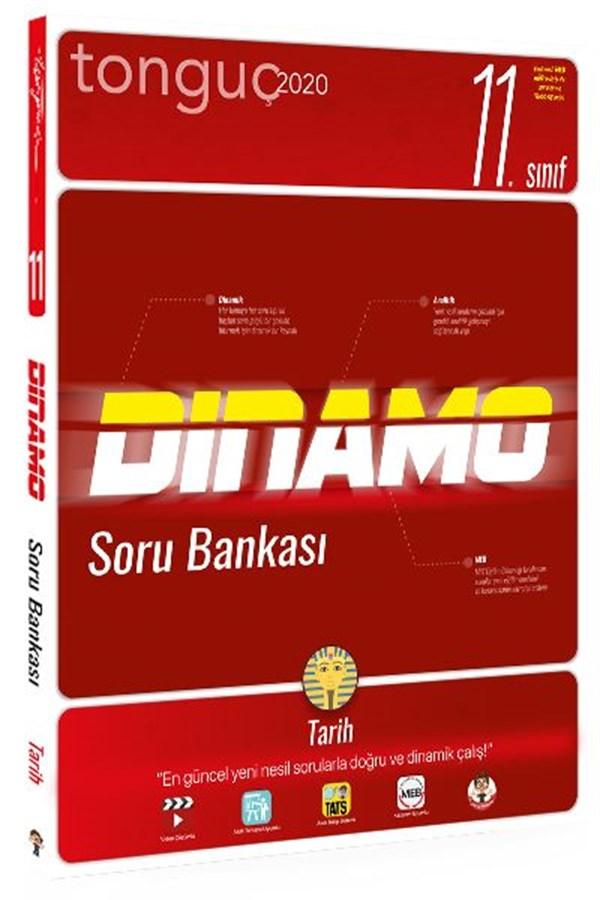 Tonguç Yayınları 11. Sınıf Dinamo Tarih Soru Bankası