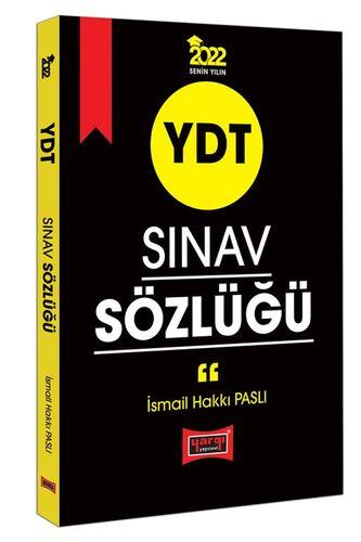 Yargı Yayınları 2022 YDT Sınav Sözlüğü
