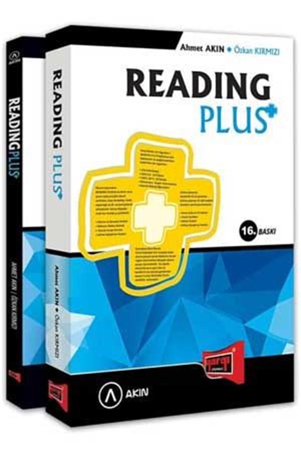 Yargı Yayınları Reading Plus