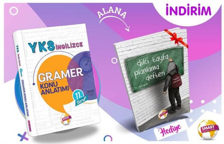 11. Sınıf YKS İngilizce Gramer Konu Anlatımı Smart English