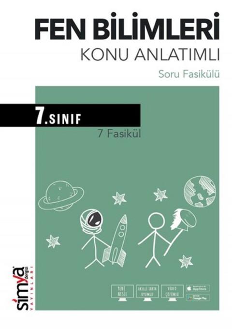 7.Sınıf Fen Bilimleri Konu Anlatımlı Soru Fasikülü Simya Yayınları