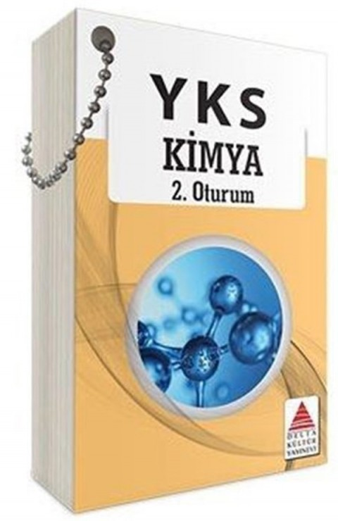 AYT Kimya Kartları Delta Kültür Yayınları