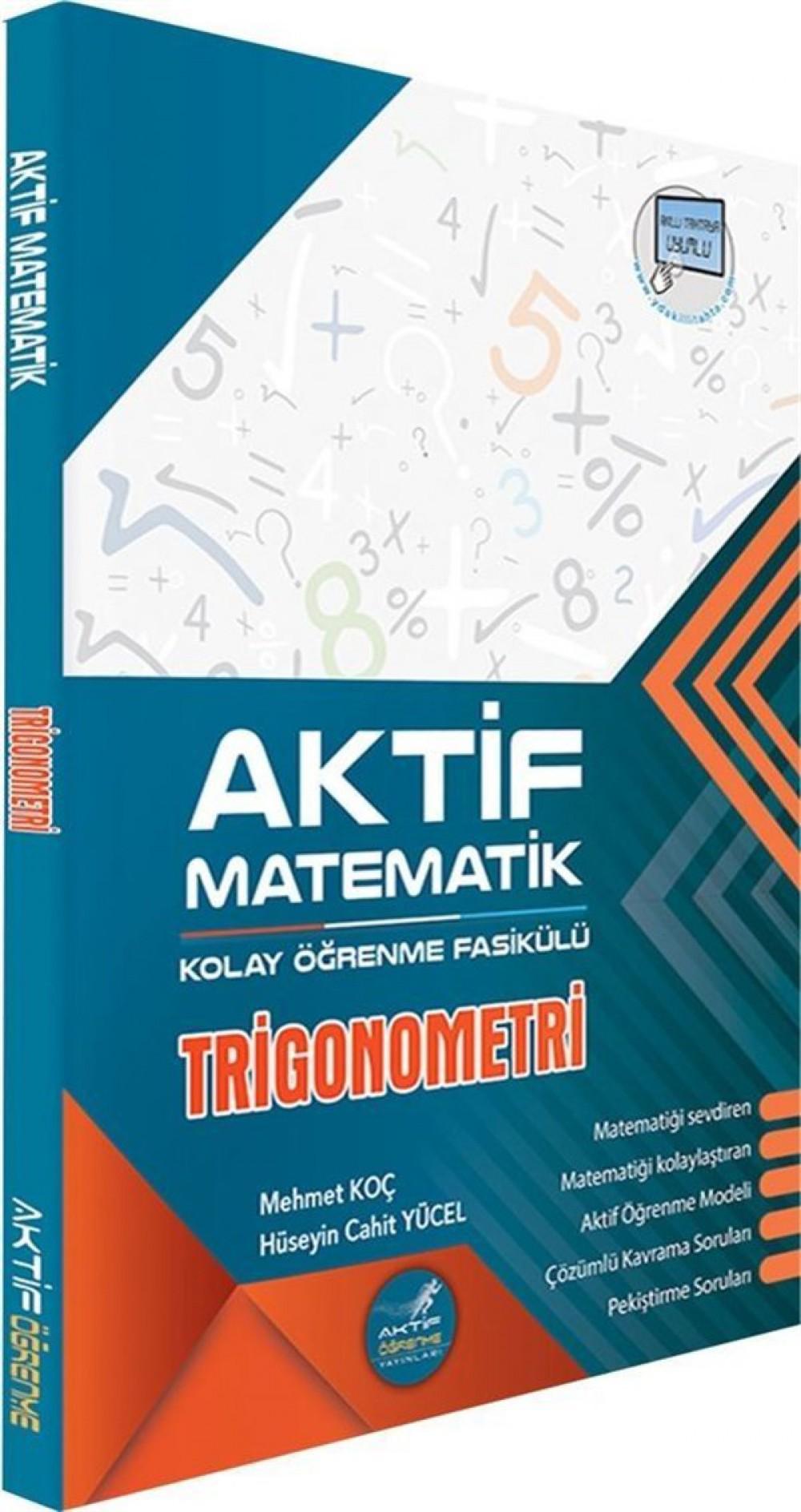Aktif Öğrenme Yayınları Trigonometri Kolay Öğrenme Fasikülü