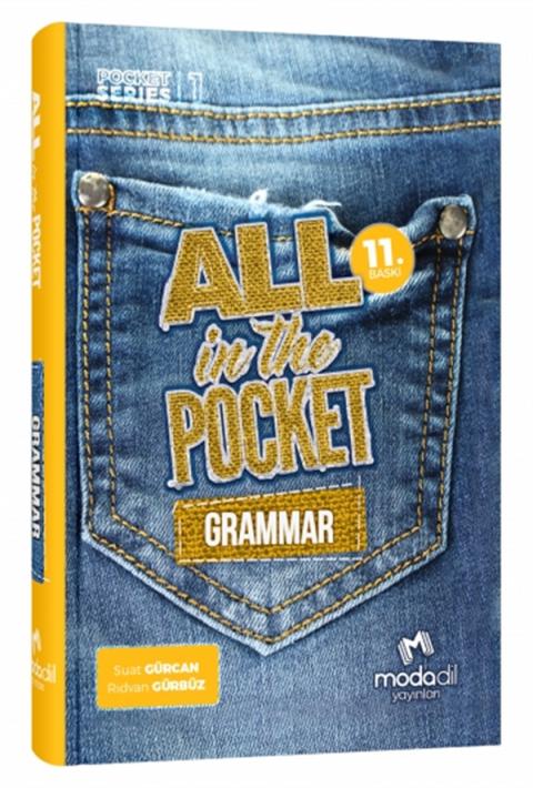 All in The Pocket Grammar Modadil Yayınları