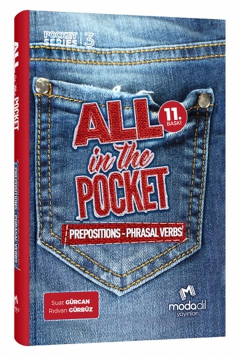 All in The Pocket Prepositions - Phrasal Verbs Modadil Yayınları