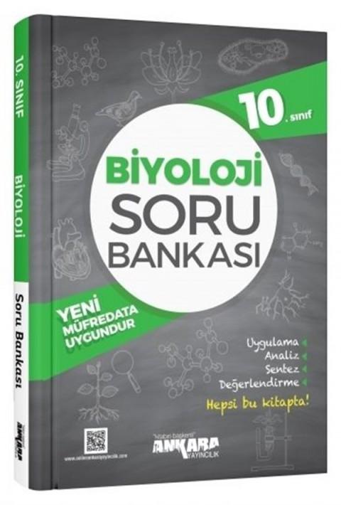 Ankara Yayıncılık 10. Sınıf Biyoloji Soru Bankası