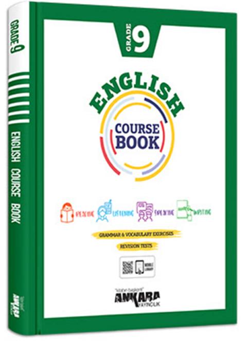 Ankara Yayıncılık 9. Sınıf English Course Book
