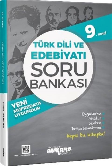 Ankara Yayıncılık 9.Sınıf Türk Dili ve Edebiyatı Soru Bankası