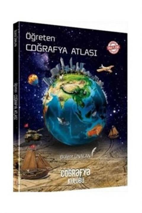 Ankara Yayıncılık Coğrafya  Atlası (Harita Genel Müdürlüğü Onaylı )