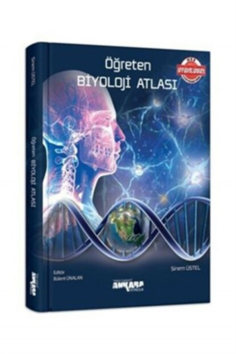 Ankara Yayıncılık Öğreten Biyoloji Atlası  (MEB MÜFREDATINA UYUMLU)