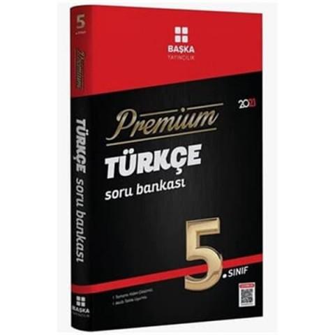 Başka Yayıncılık 5. Sınıf Türkçe Premium Soru Bankası