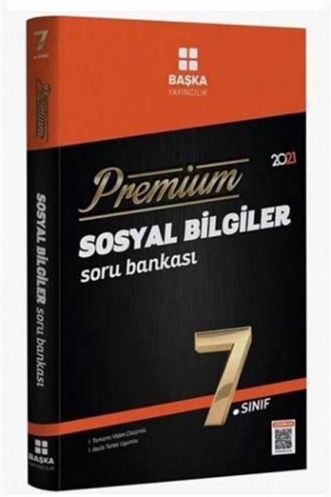 Başka Yayıncılık 7. Sınıf Sosyal Bilgiler Premium Soru Bankası