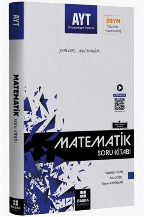 Başka Yayıncılık AYT Matematik Soru Bankası