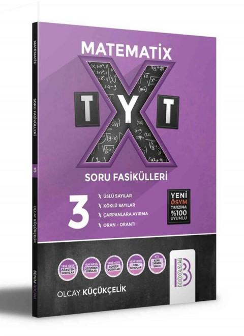 Benim Hocam Yayıncılık TYT MatematiX Soru Fasikülleri 3