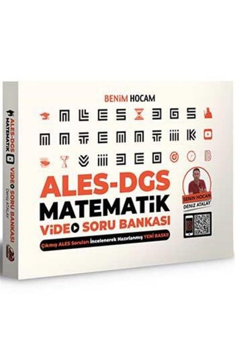 Benim Hocam Yayınları 2021 ALES DGS Matematik Video Soru Bankası