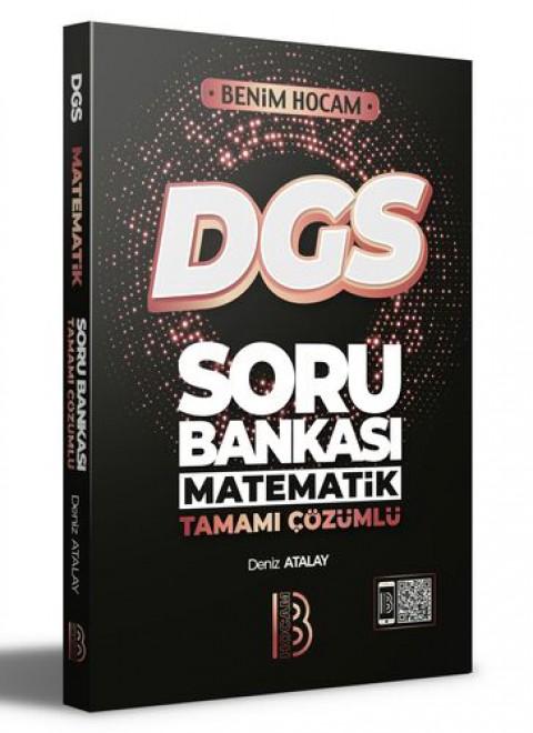 Benim Hocam Yayınları 2022 DGS Matematik Tamamı Çözümlü Soru Bankası