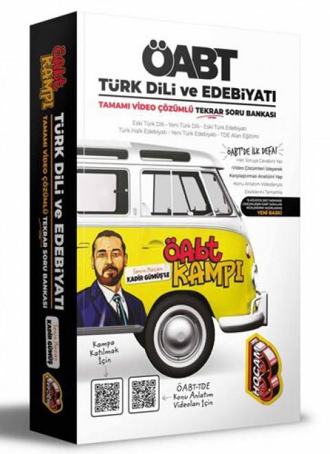 Benim Hocam Yayınları 2022 ÖABT Türk Dili ve Edebiyatı KAMP Tamamı Video Çözümlü Soru Bankası